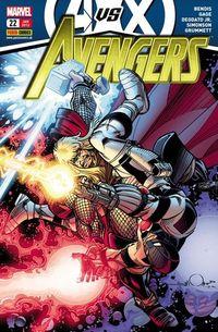 Hier klicken, um das Cover von Avengers 22 zu vergrößern