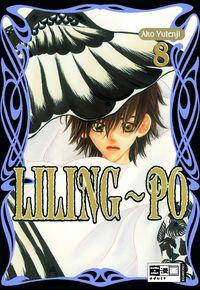 Hier klicken, um das Cover von Liling Po 8 zu vergrößern
