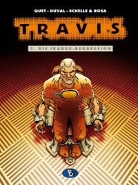 Hier klicken, um das Cover von Travis 3 zu vergrößern