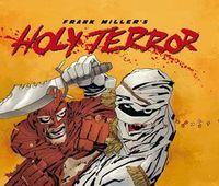 Hier klicken, um das Cover von Holy Terror zu vergrößern