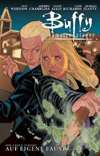 Hier klicken, um das Cover von Buffy The Vampire Slayer 9. Staffel 2 zu vergrößern