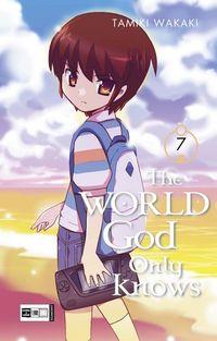 Hier klicken, um das Cover von The World God Only Knows 7 zu vergrößern