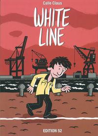 Hier klicken, um das Cover von White Line zu vergrößern