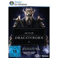 Hier klicken, um das Cover von The Elder Scrolls 5: Skyrim Add-on - Dragonborn [PC] zu vergrößern