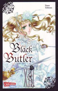Hier klicken, um das Cover von Black Butler 13 zu vergrößern