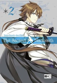 Hier klicken, um das Cover von The Sacred Blacksmith 2 zu vergrößern