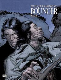 Hier klicken, um das Cover von Bouncer 8 zu vergrößern