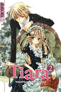 Hier klicken, um das Cover von Tiara 2 zu vergrößern