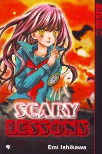 Hier klicken, um das Cover von Scary Lessons 9 zu vergrößern