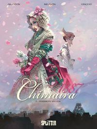 Hier klicken, um das Cover von Chimaira 1887 2: Feuerrote Spitzen zu vergrößern