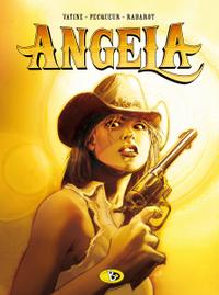 Hier klicken, um das Cover von Angela zu vergrößern