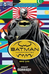 Hier klicken, um das Cover von Batman Incorporated Paperback 1 Softcover zu vergrößern