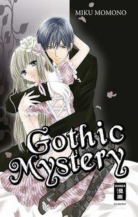 Hier klicken, um das Cover von Gothic Mystery zu vergrößern