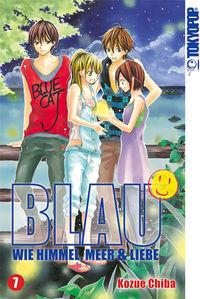 Hier klicken, um das Cover von Blau - Wie Himmel, Meer & Liebe 7 zu vergrößern