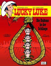 Hier klicken, um das Cover von Lucky Luke 80 zu vergrößern
