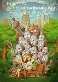 Hier klicken, um das Cover von Gratis Comic Tag 2013 - That's Entertainment zu vergrößern