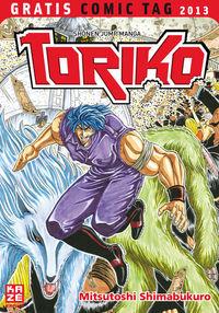Hier klicken, um das Cover von Gratis Comic Tag 2013: Toriko zu vergrößern