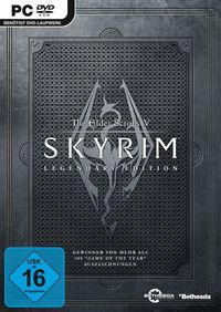 Hier klicken, um das Cover von The Elder Scrolls V: Skyrim - Legendary Edition [PC] zu vergrößern