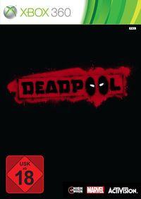 Hier klicken, um das Cover von Deadpool [Xbox 360] zu vergrößern