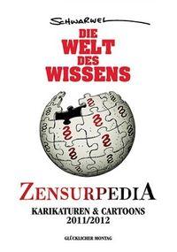 Hier klicken, um das Cover von Die Welt des Wissens - Karikaturen & Cartoons 2011/2012 zu vergrößern