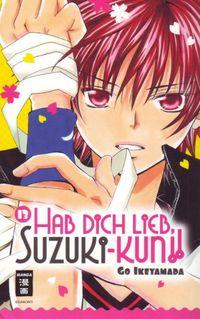 Hier klicken, um das Cover von Hab dich lieb, Suzuki-kun 13 zu vergrößern