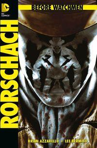 Hier klicken, um das Cover von Before Watchmen: Rorschach zu vergrößern