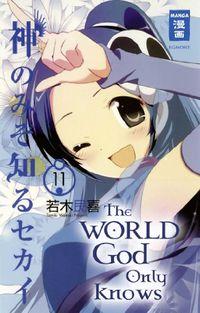 Hier klicken, um das Cover von The World God Only Knows 11 zu vergrößern