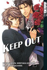 Hier klicken, um das Cover von Keep Out zu vergrößern
