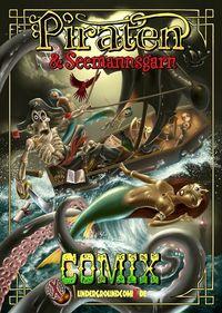 Hier klicken, um das Cover von Piraten & Seemannsgarn zu vergrößern