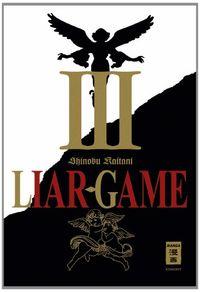 Hier klicken, um das Cover von Liar Game 3 zu vergrößern
