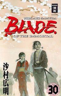 Hier klicken, um das Cover von Blade of the Immortal 30 zu vergrößern