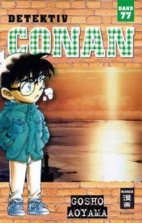 Hier klicken, um das Cover von Detektiv Conan 77 zu vergrößern