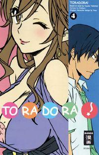 Hier klicken, um das Cover von Toradora! 04 zu vergrößern