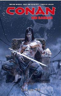 Hier klicken, um das Cover von Conan, der Barbar 2 zu vergrößern