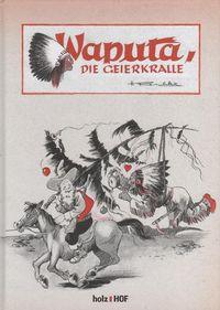 Hier klicken, um das Cover von Waputa, die Geierkralle zu vergrößern