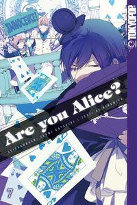 Hier klicken, um das Cover von Are you Alice? 7 zu vergrößern
