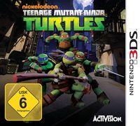 Hier klicken, um das Cover von Teenage Mutant Ninja Turtles (3DS) zu vergrößern