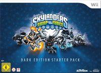 Hier klicken, um das Cover von Skylanders SWAP Force - Dark Edition Starter Pack (Wii) zu vergrößern