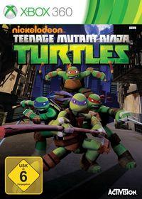 Hier klicken, um das Cover von Teenage Mutant Ninja Turtles (Xbox 360) zu vergrößern