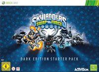 Hier klicken, um das Cover von Skylanders SWAP Force - Dark Edition Starter Pack (Xbox 360) zu vergrößern