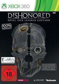 Hier klicken, um das Cover von Dishonored - Spiel des Jahres Edition (Xbox 360) zu vergrößern