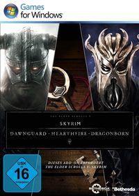 Hier klicken, um das Cover von The Elder Scrolls V: Skyrim Add-on - Erweiterungspaket (PC) zu vergrößern