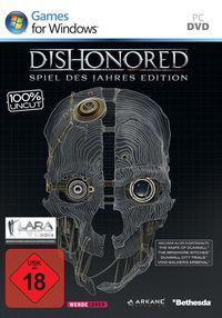Hier klicken, um das Cover von Dishonored - Spiel des Jahres Edition (PC) zu vergrößern