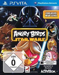 Hier klicken, um das Cover von Angry Birds Star Wars (PS Vita) zu vergrößern