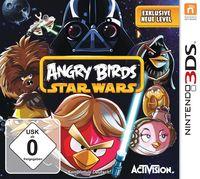 Hier klicken, um das Cover von Angry Birds Star Wars (3DS) zu vergrößern
