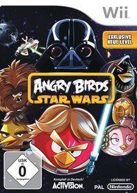 Hier klicken, um das Cover von Angry Birds Star Wars (Wii) zu vergrößern