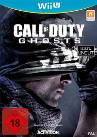 Hier klicken, um das Cover von Call of Duty: Ghosts (Wii U) zu vergrößern