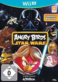 Hier klicken, um das Cover von Angry Birds Star Wars (Wii U) zu vergrößern
