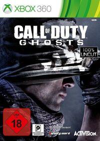 Hier klicken, um das Cover von Call of Duty: Ghosts (Xbox 360) zu vergrößern