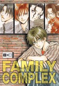 Hier klicken, um das Cover von Family Complex zu vergrößern